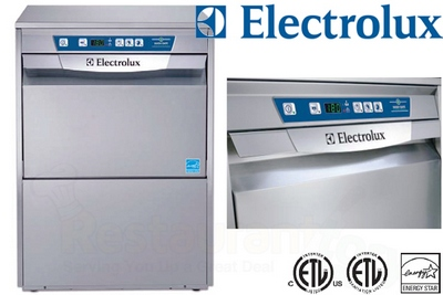 electrolux under counter cafe line dishwasher